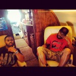 "@Ambassador215 and @Truthonduty still on the ""move"". #movetourAfrica"